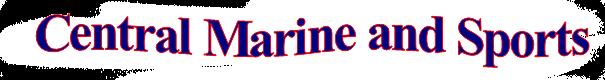 centralmarineandsports.com logo